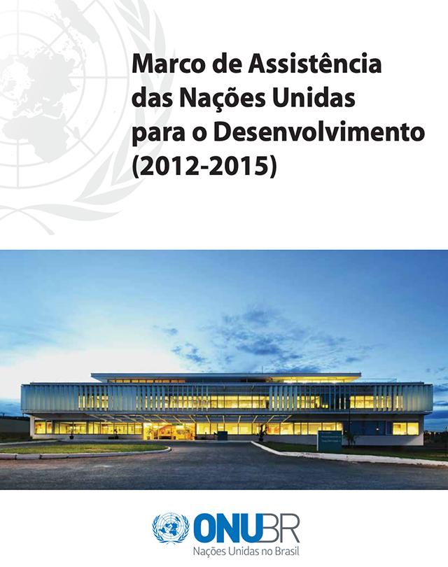 Marco De Assistencia das Nacoes Unidas para o Desenvolvimiento