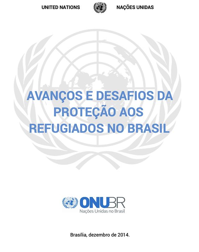 Protecao Aos Refugiados No Brasil