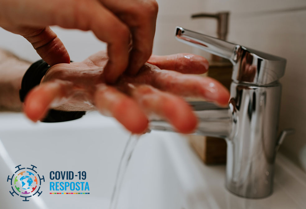 COVID-19 e o novo coronavírus
