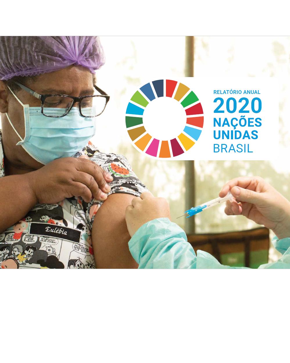 Relatório Anual das Nações Unidas no Brasil 2020