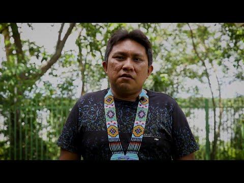 Vice-presidente da Associação Yanomami fala sobre prevenção e vacinação contra a COVID-19