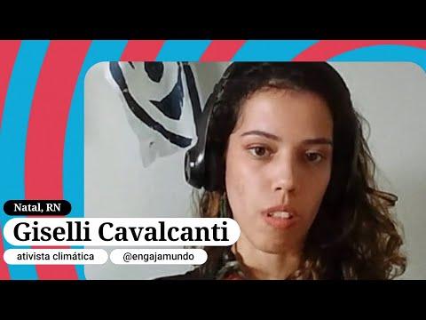 Nós, o movimento: Giselli Cavalcanti