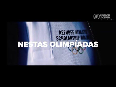 Conheça o Time Olímpico de Refugiados, a equipe esportiva mais corajosa do mundo