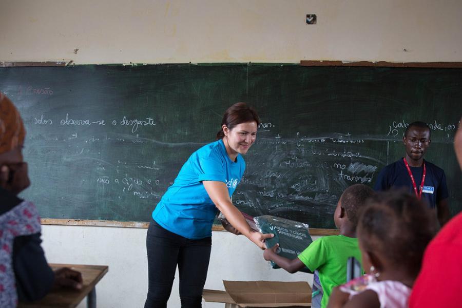 O Dia Mundial dos Professores se tornou uma ocasião para festejar o progresso, refletir sobre caminhos e desafios e como promover a profissão.