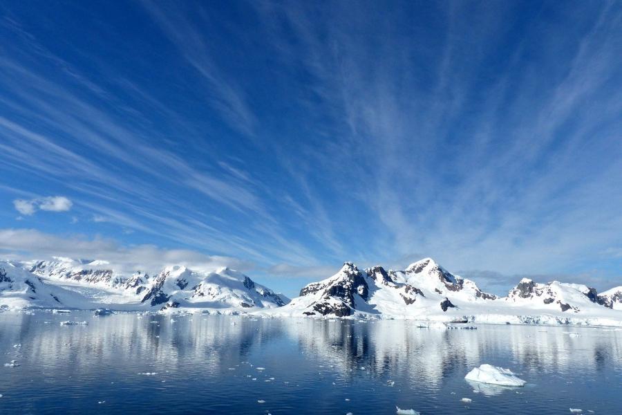 Paradise Bay, Antártida