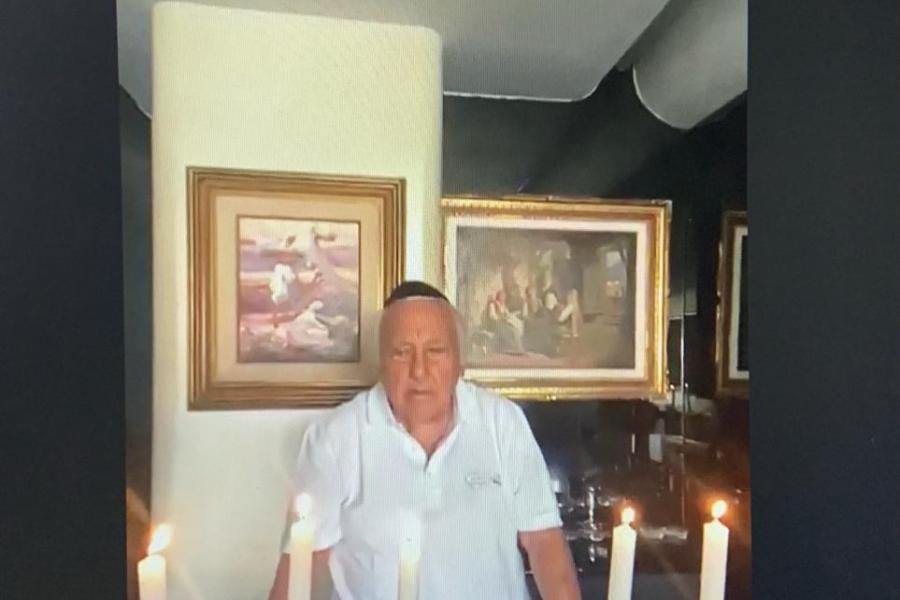 Sobrevivente do Holocausto no Brasil, Fred Sabotka, de 92 anos, passou por quatro campos de concentração nazistas