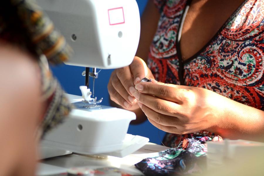 Mulheres perderam mercado de trabalho com a pandemia